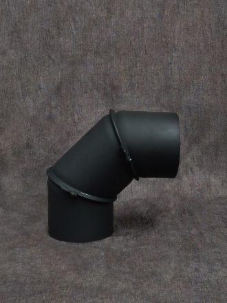 Kouřovod silnostěnný koleno stavitelné třísegmentové
