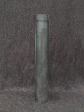 Nerezový kouřovod / pevná komínová vložka 1000 mm