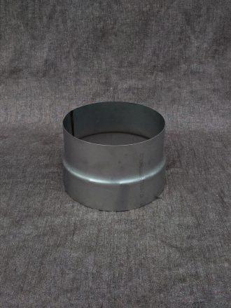 Příslušenství nerezových kouřovodů / pevných komínových vložek: redukce