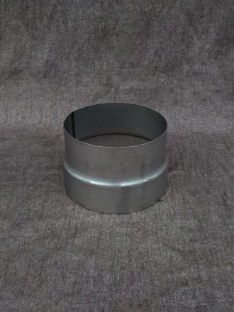 Stainless Steel Stove Pipe / Chimney Flue Accessories: Adapter